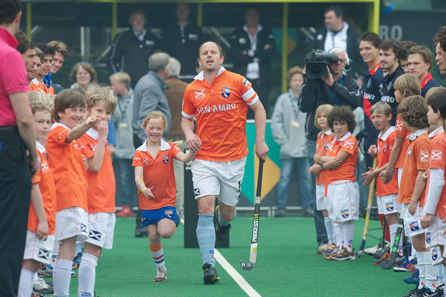 Dutch hockey legend selected as role model for Youth Olympic Games