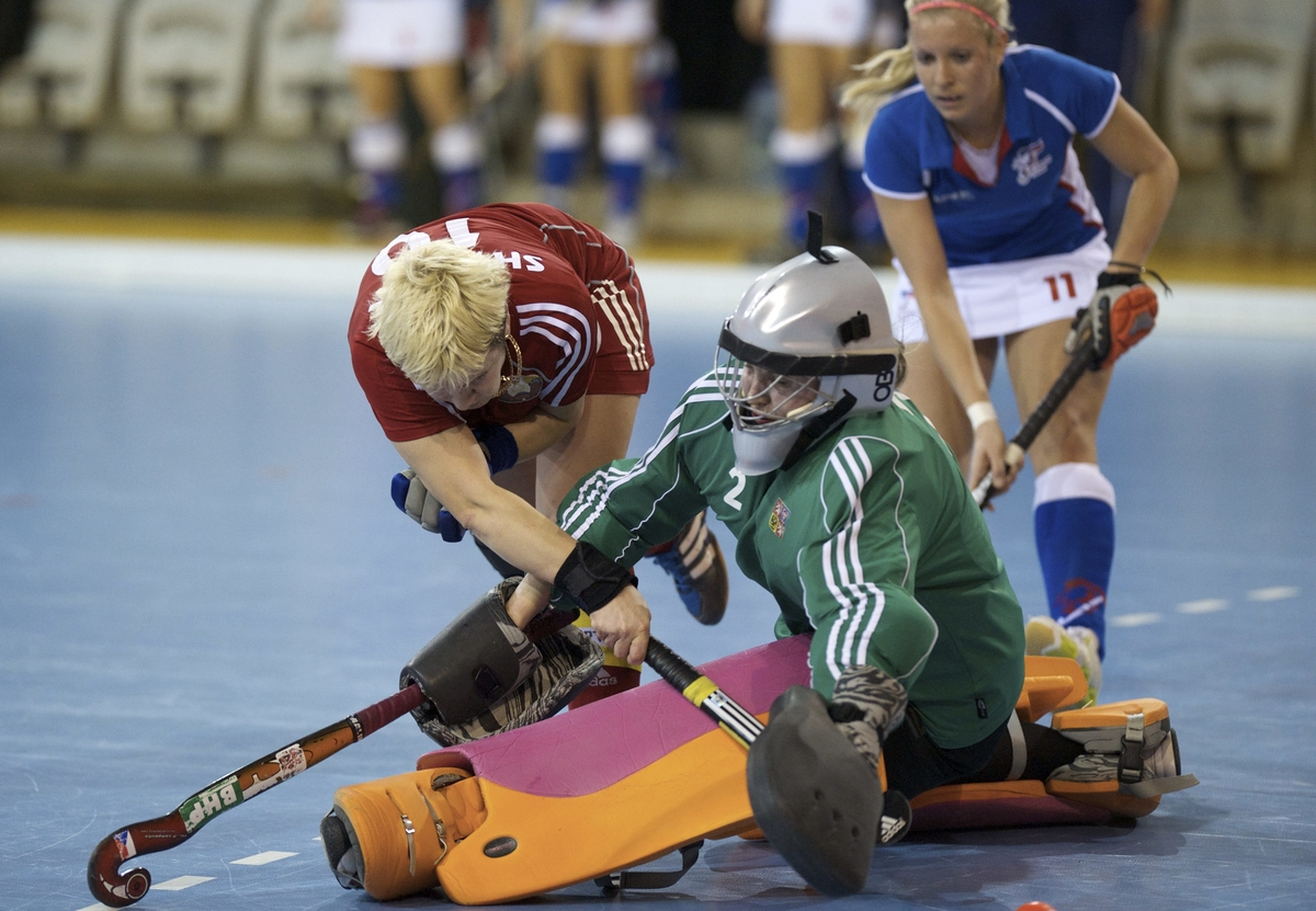 EuroHockey Indoor Championships, a Dutch-German Final