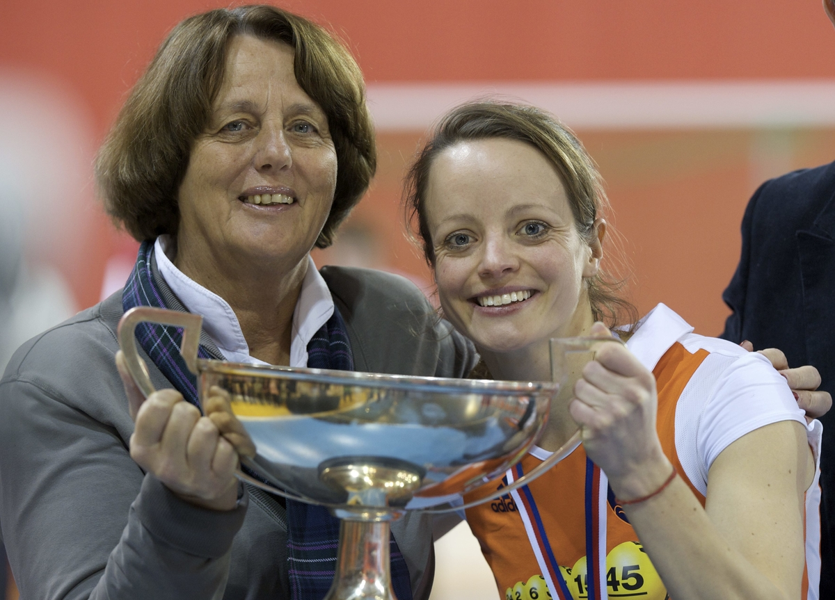 Netherlands are European Indoor Champions for the first time!